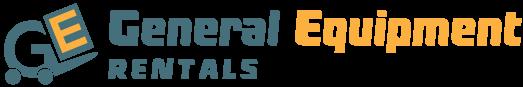 General Equipment Rentals logo