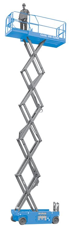 8.0 & 10.0 METER ELECTRIC SCISSOR LIFT