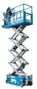 6.0 METER ELECTRIC SCISSOR LIFT