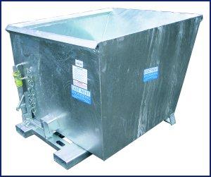 forklift-waste-bin