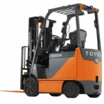 Toyota Electric Forklift FB25