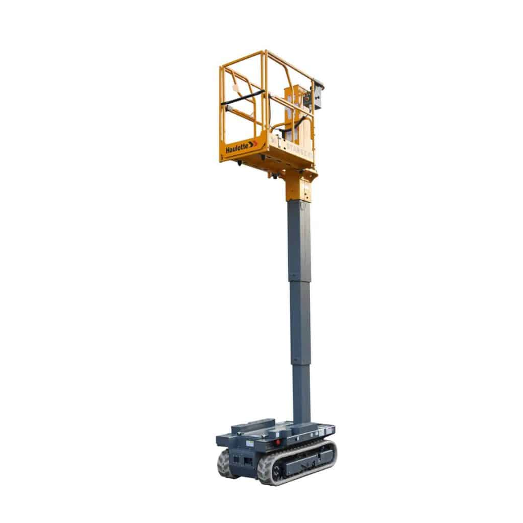 Haulotte Star6 Crawler Vertical Mast